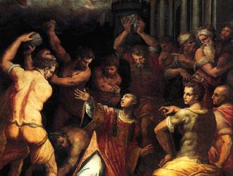 Risultati immagini per Santo Stefano Protomartire